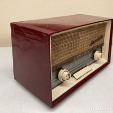 Rádios de válvulas: RADIO TELEFUNKEN CAPRICHO. Lote 290694408