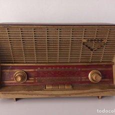 Radio a valvole: RADIO VÁLVULAS INTER. Lote 291477903