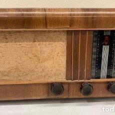 Radios de válvulas: RADIO RECEPTOR AEG. Lote 292246993