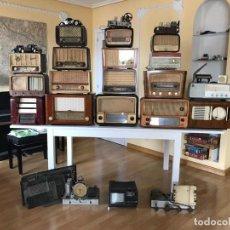 Radio a valvole: LOTE PARA RESTAURACIÓN O PIEZAS. Lote 294026913