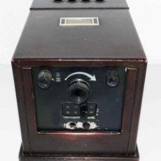Radios de válvulas: RADIO PHILIPS 2515, C1929. Lote 294047333