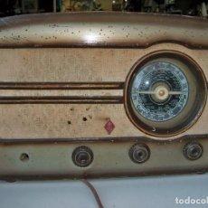 Radios de válvulas: ANTIGUA RADIO DE VÁLVULAS. Lote 295871813
