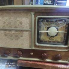 Radios de válvulas: RADIO ANTIGUA. Lote 296959428