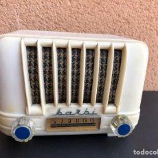 Radios de válvulas: RADIO MARBI. Lote 297038593