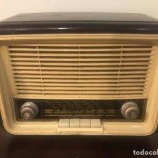 Radios de válvulas: RADIO INVICTA MODELO 5431. Lote 297084198