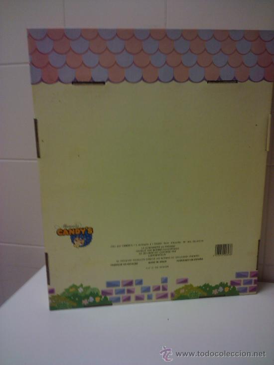 Reediciones Muñecas Españolas: blister 12xglobitos de muñecas candy prietas y se le hincha el globo del culo,abarriguitas - Foto 2 - 26830692