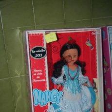 Reediciones Muñecas Españolas: MUÑECA NANCY FARALAES NUEVA. Lote 35203954