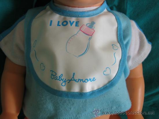 Reediciones Muñecas Españolas: Muñeco Baby Amore. Mide 42 cm - Foto 3 - 37231960