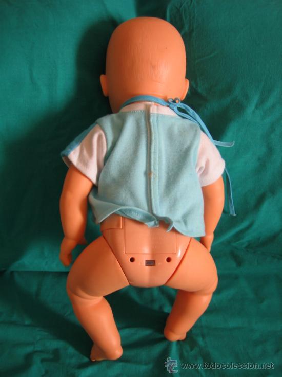 Reediciones Muñecas Españolas: Muñeco Baby Amore. Mide 42 cm - Foto 5 - 37231960