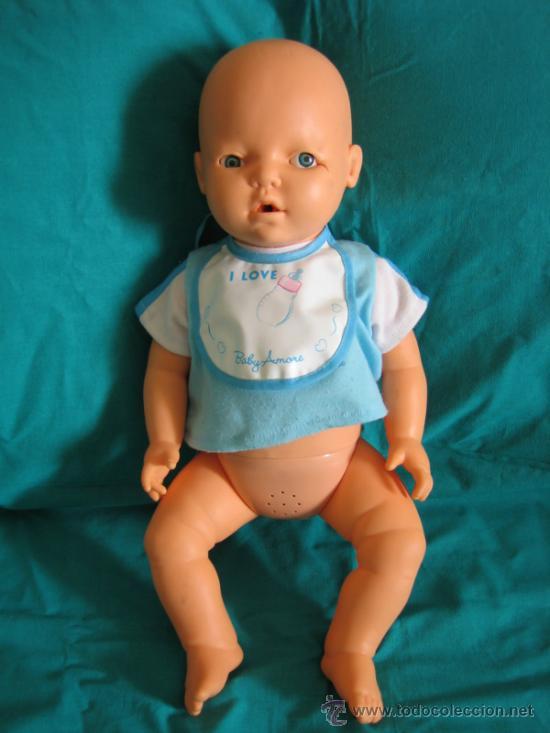 MUÑECO BABY AMORE. MIDE 42 CM (Juguetes - Reediciones Muñeca Española Moderna)