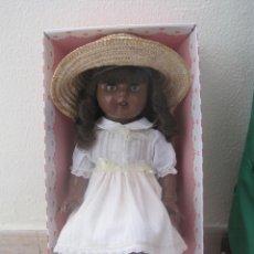 Reediciones Muñecas Españolas: MARIQUITA PEREZ NEGRITA. Lote 45933065