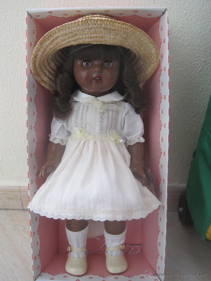 Reediciones Muñecas Españolas: mariquita perez negrita - Foto 3 - 45933065