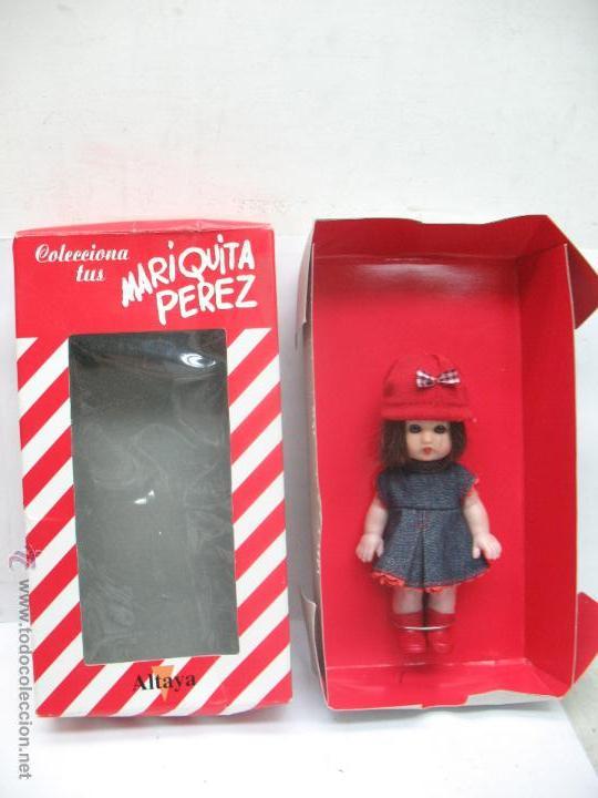 ALTAYA - REEDICIÓN DE MUÑECA MARIQUITA PÉREZ (Juguetes - Reediciones Muñeca Española Clásica)