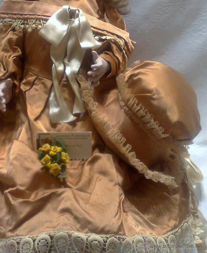 Reediciones Muñecas Españolas: INTERESANTE Y PRECIOSA MUÑECA GIGANTE EN PORCELANA, MARCADA. - Foto 15 - 52737357