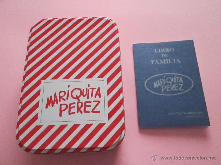 Reediciones Muñecas Españolas: CAJA PARA MUÑECA+LIBRO DE FAMILIA+LETRERO ARCILLA+MALETÍN-LIBRO GRUESO-MARIQUITA PEREZ-VER FOTOS. - Foto 21 - 53807195