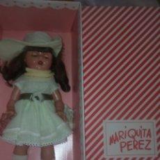 Reediciones Muñecas Españolas: MARIQUITA PEREZ. Lote 57373052