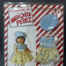 Reediciones Muñecas Españolas: MARIQUITA PÉREZ ALTAYA Nº 9 BLISTER CON CONJUNTO ENTRETIEMPO NUEVO SIN ABRIR. Lote 76846055