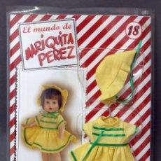 Reediciones Muñecas Españolas: MARIQUITA PÉREZ ALTAYA Nº 18 BLISTER CON CONJUNTO CAMPESTRE NUEVO SIN ABRIR. Lote 206243587