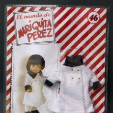 Reediciones Muñecas Españolas: MARIQUITA PÉREZ ALTAYA Nº 46 BLISTER CON CONJUNTO ABRIGO ENTRETIEMPO NUEVO SIN ABRIR. Lote 154947129