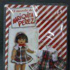 Reedições Bonecas Espanholas: MARIQUITA PÉREZ ALTAYA Nº 5 BLISTER CON CONJUNTO VERANO ESCOCÉS NUEVO SIN ABRIR. Lote 76848159