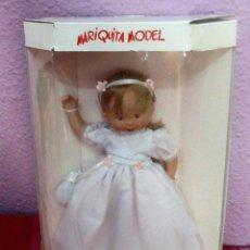 Reediciones Muñecas Españolas: MUÑECA MARIQUITA PEREZ CAJA NUEVA. Lote 80142477