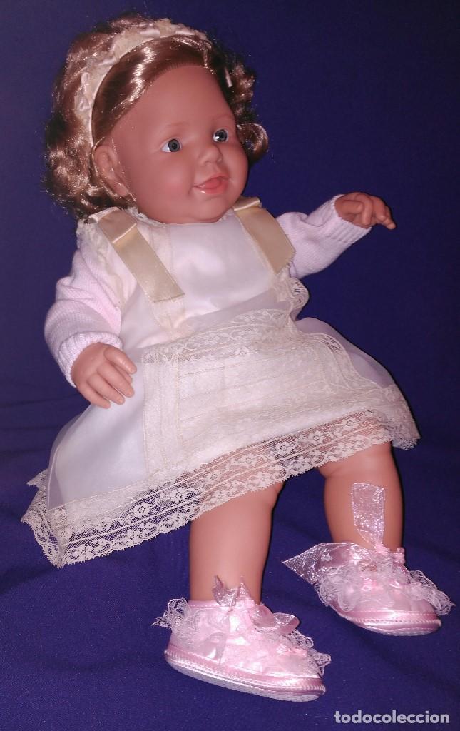 Reediciones Muñecas Españolas: Muñeca replica de pepona de Mariquita Perez (ya descatalogada) - Foto 8 - 80890015