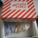 Reediciones Muñecas Españolas: CALCETINES MARIQUITA PÉREZ. Lote 84639132