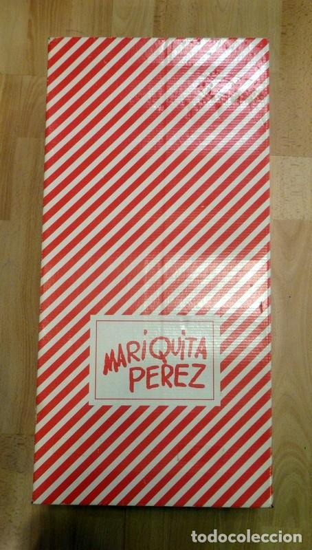 Reediciones Muñecas Españolas: MARIQUITA PEREZ ENFERMERA, EDICIÓN DEL AÑO 1998, NUEVA EN CAJA. - Foto 2 - 85765424