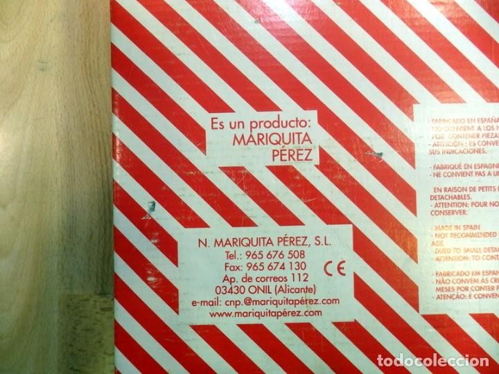 Reediciones Muñecas Españolas: MARIQUITA PEREZ ENFERMERA, EDICIÓN DEL AÑO 1998, NUEVA EN CAJA. - Foto 4 - 85765424
