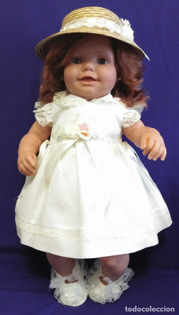 Reediciones Muñecas Españolas: Muñeca de 60 cm replica de pepona de Mariquita Perez (ya descatalogada) - Foto 2 - 90640665