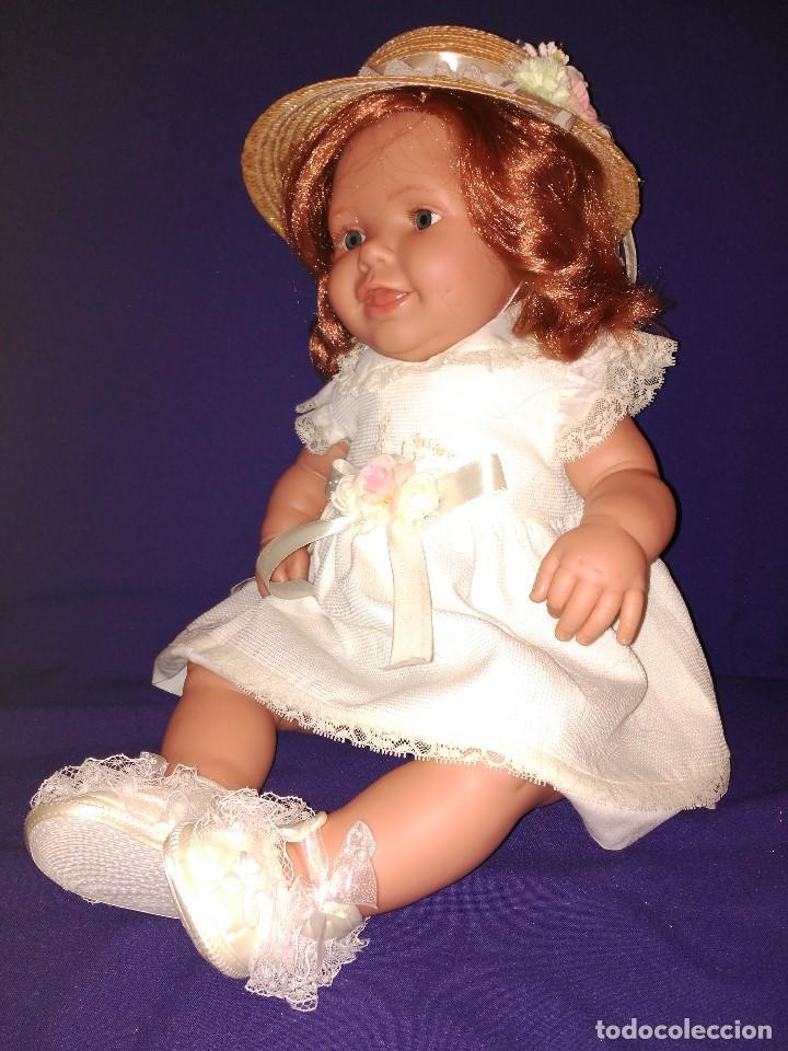 Reediciones Muñecas Españolas: Muñeca de 60 cm replica de pepona de Mariquita Perez (ya descatalogada) - Foto 5 - 90640665