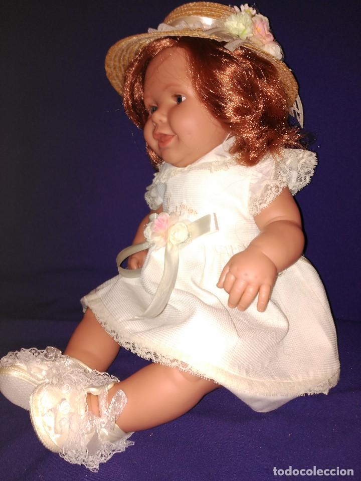 Reediciones Muñecas Españolas: Muñeca de 60 cm replica de pepona de Mariquita Perez (ya descatalogada) - Foto 8 - 90640665