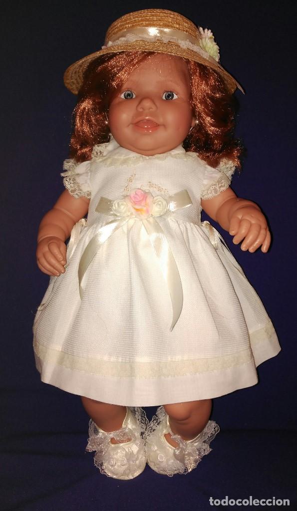 Reediciones Muñecas Españolas: Muñeca de 60 cm replica de pepona de Mariquita Perez (ya descatalogada) - Foto 12 - 90640665