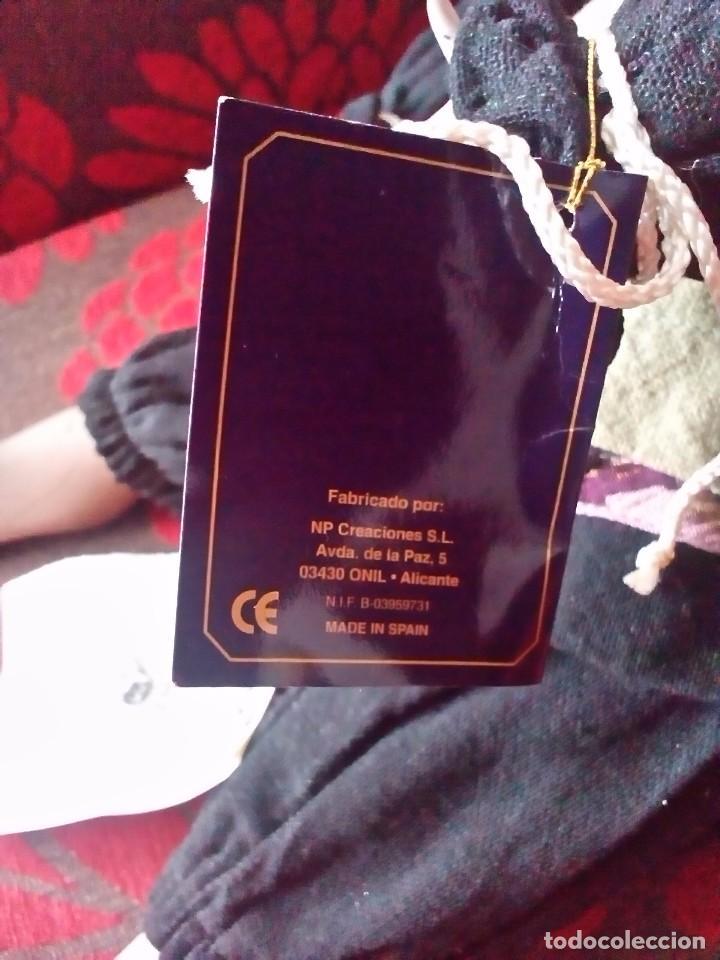Reediciones Muñecas Españolas: MUÑECA MARIQUITA PEREZ?-PORCELANA-EDICION LIMITADA-NUMERADA-CERTIFICADO-PARA ALEMANIA-NEGRITA - Foto 12 - 94256145