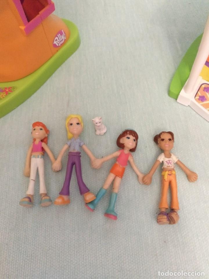 Reediciones Muñecas Españolas: Lote de muñecas POLLY POCKET,con todo original.Serie Imantada - Foto 9 - 99244159