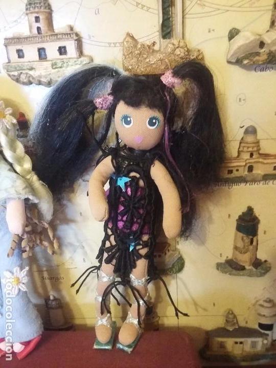 Reediciones Muñecas Españolas: Preciosas muñecas de trapo - Foto 2 - 104431707