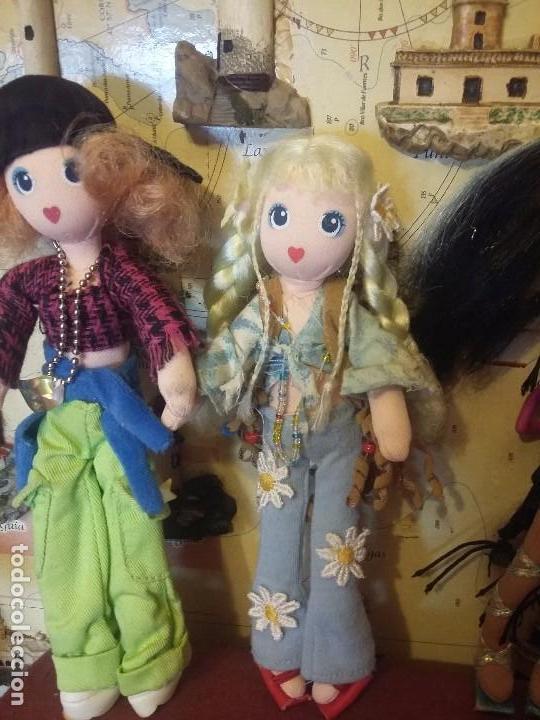 Reediciones Muñecas Españolas: Preciosas muñecas de trapo - Foto 3 - 104431707
