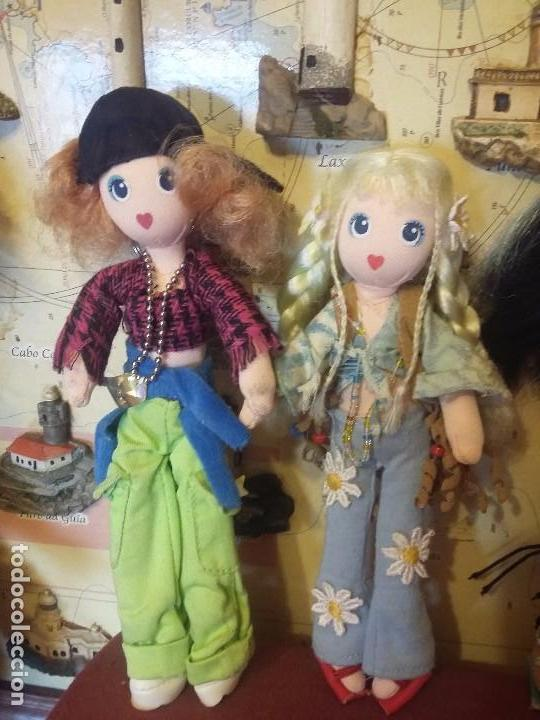 Reediciones Muñecas Españolas: Preciosas muñecas de trapo - Foto 4 - 104431707