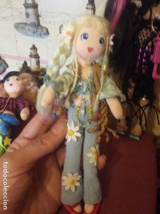 Reediciones Muñecas Españolas: Preciosas muñecas de trapo - Foto 9 - 104431707