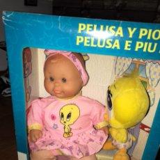 Reediciones Muñecas Españolas: PELUSA Y PIOLIN FAMOSA. Lote 110710315