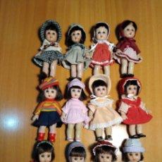 Reediciones Muñecas Españolas: LOTE MARIQUITA PEREZ. Lote 113298871