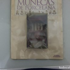 Reediciones Muñecas Españolas: TRONA DE MUÑECA DE PORCELANA . Lote 115017303