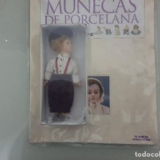 Reediciones Muñecas Españolas: MUÑECO DE PORCELANA . Lote 115017411
