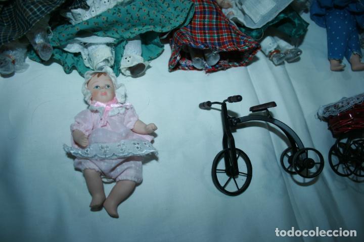 Reediciones Muñecas Españolas: lote de 14 muñecas y accesorios planeta de agostini años 90. porcelana - Foto 10 - 138815902