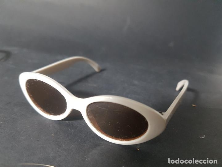Reediciones Muñecas Españolas: gafas para muñeca nancy o similar - blancas - Foto 3 - 194100342