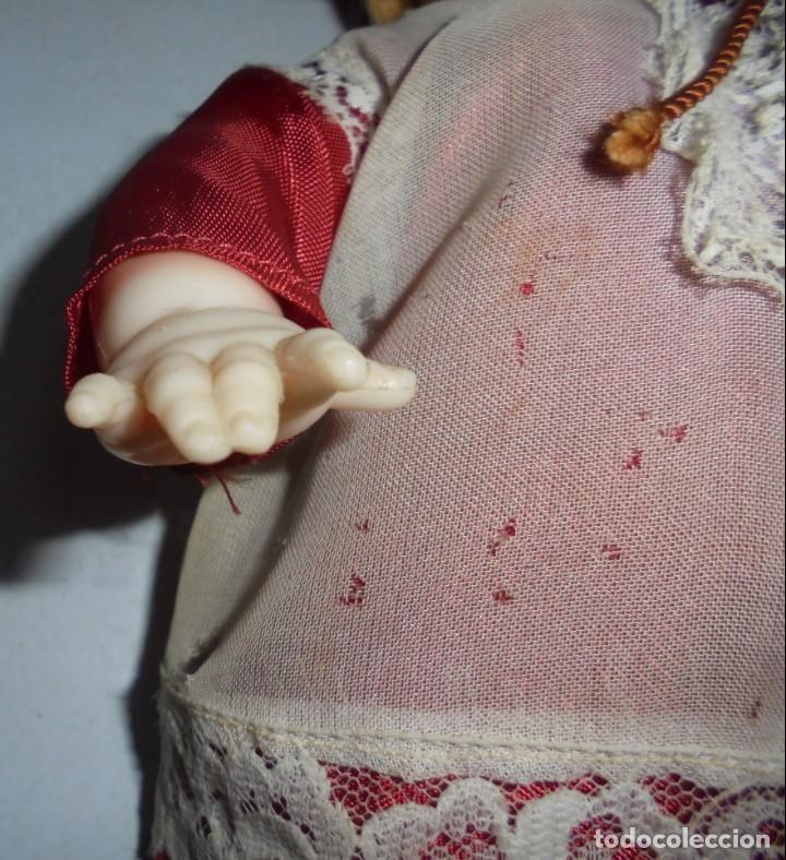 Reediciones Muñecas Españolas: MUÑECA TARITA DE VICMA. VESTIDA MONAGUILLO. SIN CAJA. LA DE LAS FOTOS. 30CM ALTO - Foto 4 - 146877386