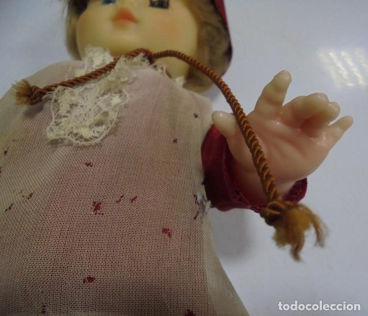 Reediciones Muñecas Españolas: MUÑECA TARITA DE VICMA. VESTIDA MONAGUILLO. SIN CAJA. LA DE LAS FOTOS. 30CM ALTO - Foto 5 - 146877386