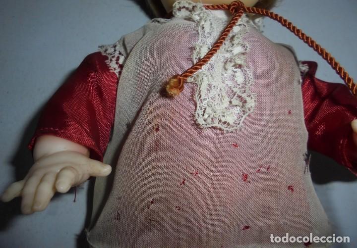 Reediciones Muñecas Españolas: MUÑECA TARITA DE VICMA. VESTIDA MONAGUILLO. SIN CAJA. LA DE LAS FOTOS. 30CM ALTO - Foto 6 - 146877386