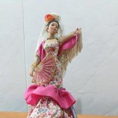 Reediciones Muñecas Españolas: MUÑECA MARIN CHICLANA PORCELANA. Lote 150682682