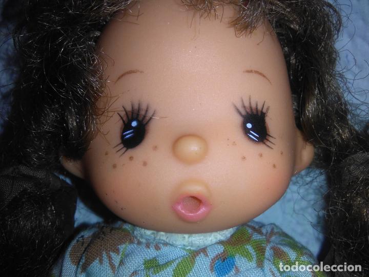 Reediciones Muñecas Españolas: preciosa muñeca similar Laura montañas made un Hong kong cpp3 - Foto 2 - 159840354